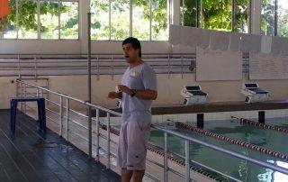 Clínicas de natação Paraguay