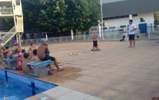 clinicas de natación en Brasil