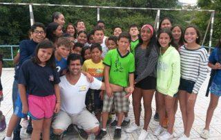 clínica de natação em Honduras