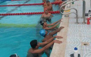 Clínicas de natação honduras