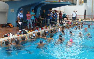 clinica de natacion en Panama