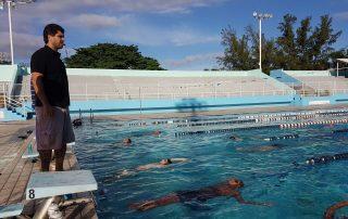clinica de natação brasil