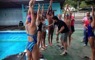 Clínicas de natação Nicarágua