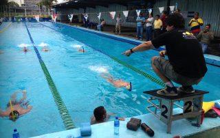 clinica de natacion en Nicaragua
