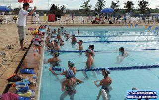clínicas de natação são Paulo