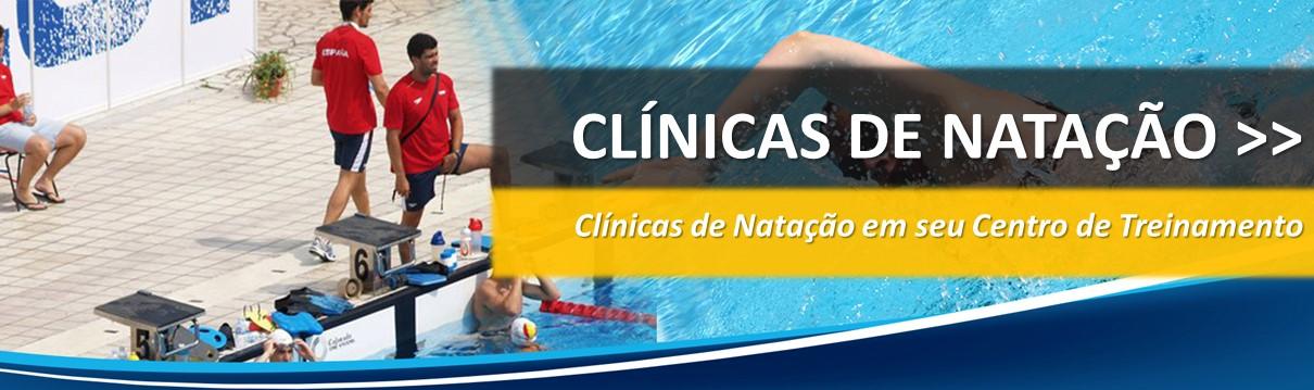 clinicas de natação